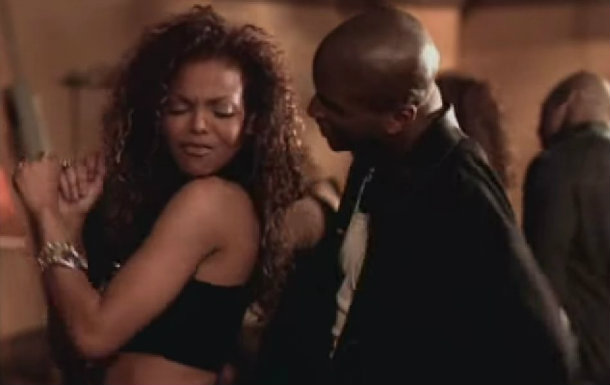 JANET JACKSON - THAT'S THE WAY LOVE GOES (VIDEO)